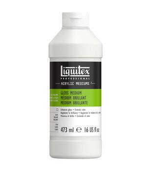Liquitex Gloss Medium & Varnish-16oz