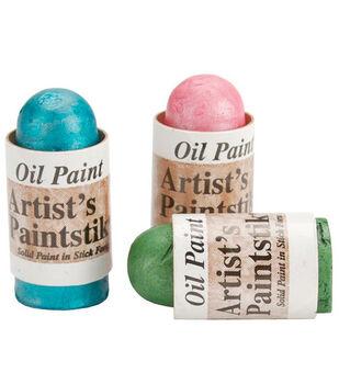 Cedar Canyon Mini Iridescent Artist's Paintstiks-3PK/Spring