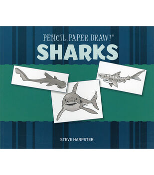 Pencil, Paper, Draw! Sharks