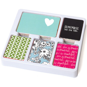 Project Life Core Kit-Sunshine Edition