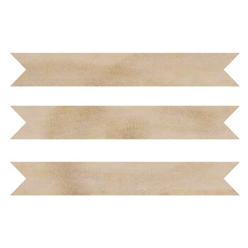 Banners -wood Flourishes
