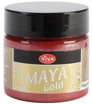 Viva Decor Maya Gold Craft Paint