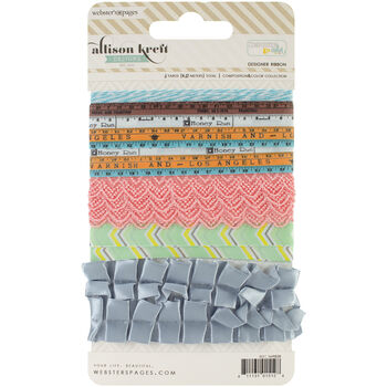 Webster's Pages Color & Composition Premium Trim Card Pack