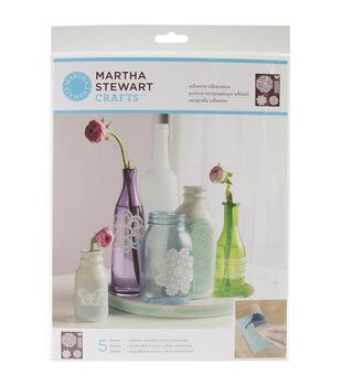 Martha Stewart Crafts Glass Silkscreen Doily Lace