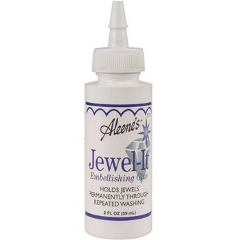 Aleene's Jewel-It Washable Glue-2 Ounce