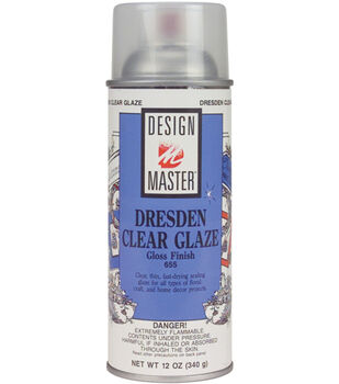Design Master-Clear, Glue, Floral Cleaner & Surface Sealer