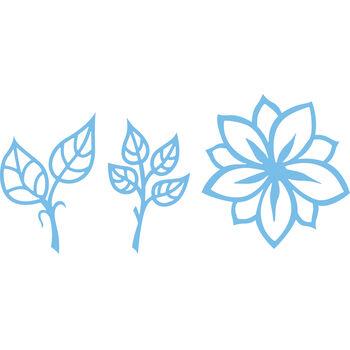 Marianne Designs Creatables Die Flower & Leaves