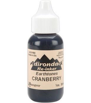 Adirondack Earthtone Dye Ink Reinker-1oz