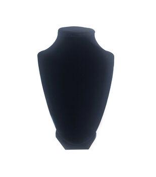 Darice 3D Jewelry Stand Black Velvet