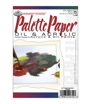"Essentials Palette Paper Pad 5""X7"""