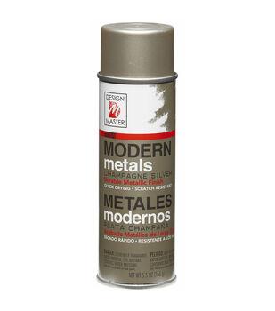 Design Master Modern Metals Spray Paint 5.5. Ounces