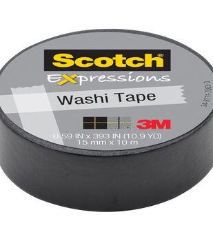 Scotch Washi Silver