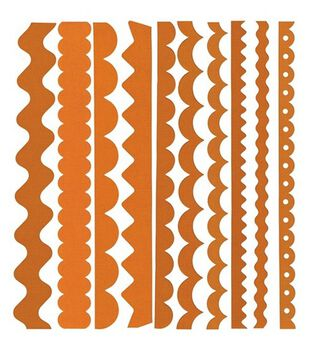 Bazzill Just The Edge Cardstock Strips