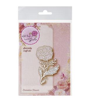 Wild Rose Studio Emmeline Flower Specialty Die