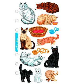 Sticko Stickers-Cat Craze