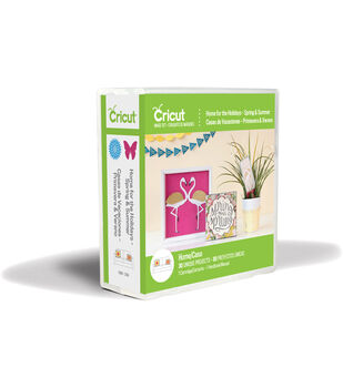 Cricut® Home Holiday Spring/Summer Cartridge