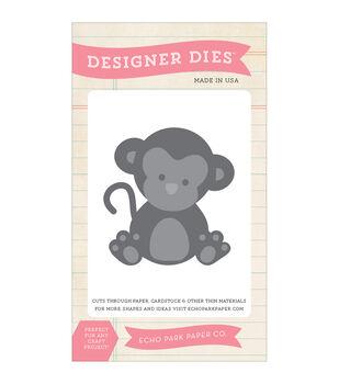 Echo Park Paper Company Monkey Dies