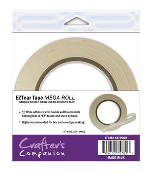 Crafter's Companion EZ Tear Tape Mega Roll
