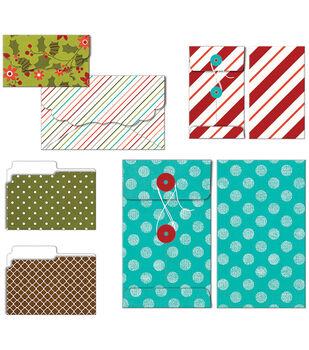 Fancy Pants Oh, Deer! Patterned Envelopes & Folders