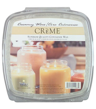 Creme Candle Wax 2lb-For Glass Containers