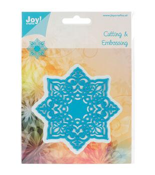Joy! Crafts 8 Point Design Cut & Emboss Die