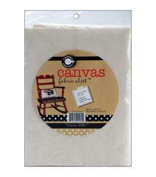 """Canvas Corp Packaged Fabric-Canvas 30""""X36"""" 1/Pkg"""