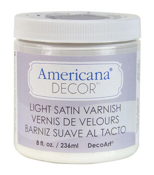 Decoart Lt Satin - Varnish 8oz