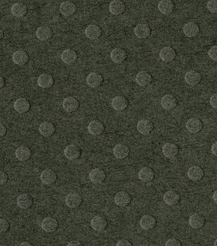Bazzill Dotted Swiss Cardstock Paper Pewter 12''x12''