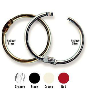 7 Gypsies Custom 1.5'' Binding Rings