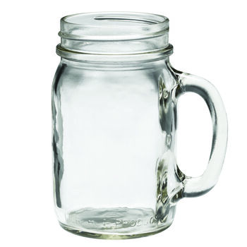 Ball Plain Drinking Mug 16oz