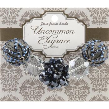 Uncommon Elegance Beads 5/Pkg-Style 20