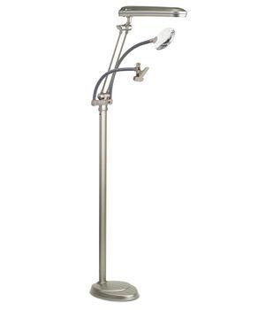 OttLite Lighting High Definition 3-In-1 Craft Lamp