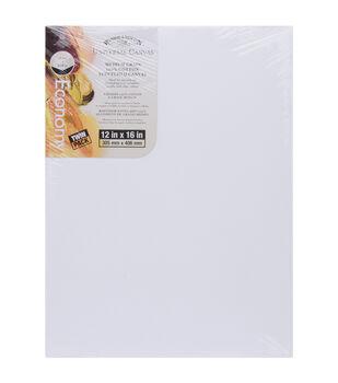 "Universal Stretched Canvas-12""X16"" 2pkg"