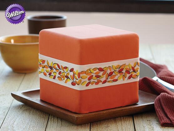 Wilton Cake Fondant Class : Wilton Cake Decorating Course 3: Gum Paste & Fondant Set ...