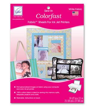 June Tailor Computer Fabric Colorfast 50/Pkg