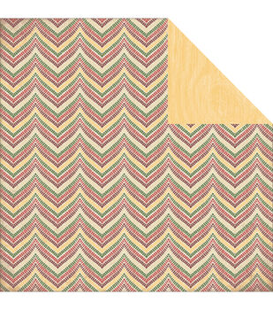 """Adventure Double-Sided Cardstock 12""""X12""""-Nomad"""