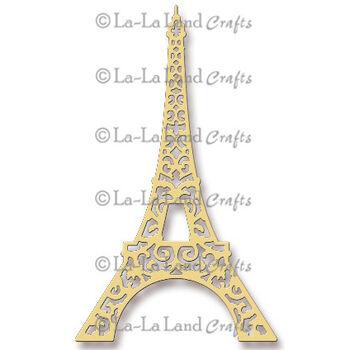 La-La Land Die Eiffel Tower