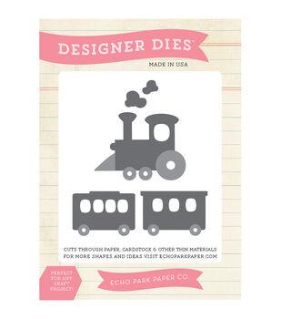 Echo Park Paper Company Train Dies