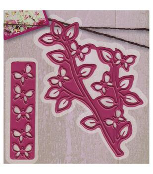 Joy! Craft Cut & Emboss Butterfly Branch & Butterflies Dies