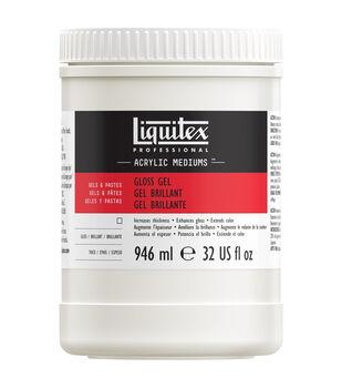 Liquitex Gloss Gel Medium-32oz