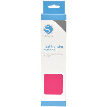 """Silhouette Smooth Heat Transfer Material 9""""X36"""""""