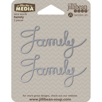 Jillibean Soup Mix The Media Family Wire Words