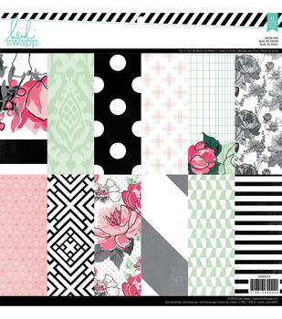 Heidi Swapp Hello Beautiful Paper Pack