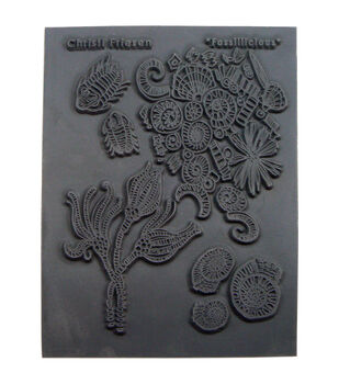 Great Create Christi Friesen Fossillicious Texture Stamp