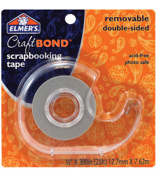 Removable-Double Sided Tape