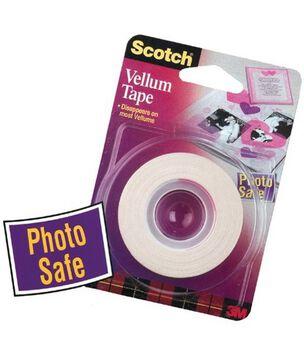 Scotch Double Sided Vellum Tape