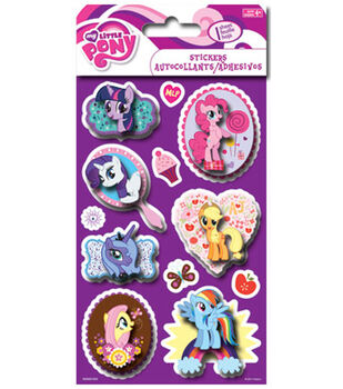 My Little Pony Dim Sticker