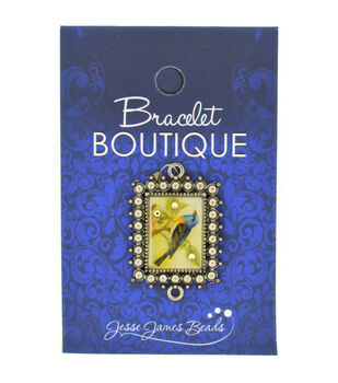 Bracelet Boutique Focal Bead Bird