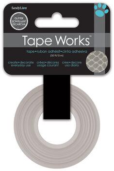 """Tape Works Glitter Tape .5""""X30'"""