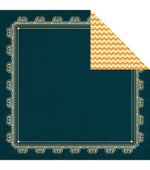 """Focused - Be Different Double-sided Cardstock 12""""x12"""""""